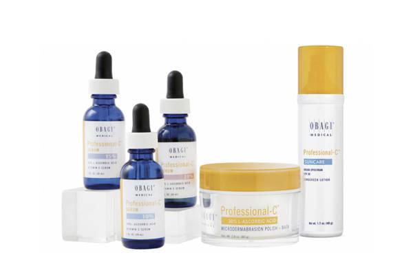 Obagi Professional-C Product range
