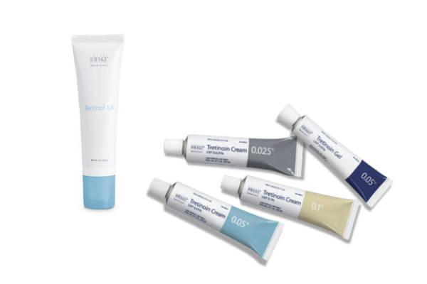 Obagi Retinol and Tretinoin products
