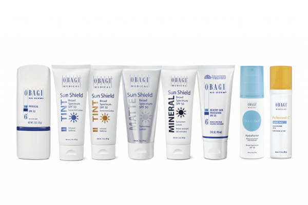 Obagi Sun Protection Product range